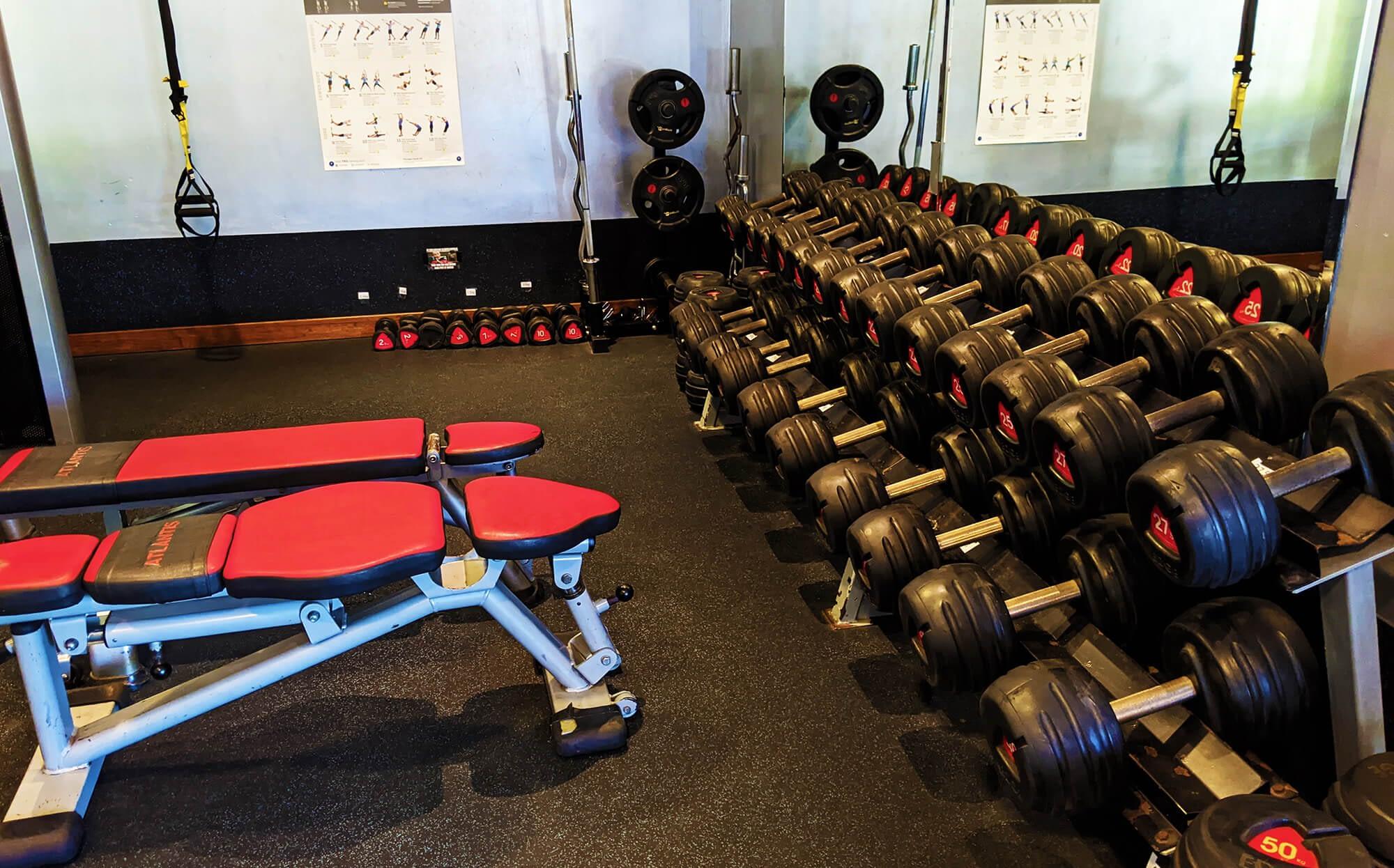 tiptree gym